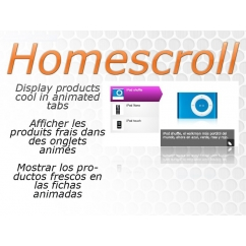 Home Scroll