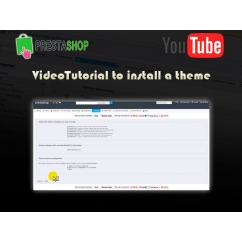 "<p><span>This video  explain how to install  a Prestashop template wit htheme installer in PS 1.4/1.5</span></p> <p><span><br /></span></p> <p><span>You can see the full video here:</span></p> <p><span><a href=""http://www.youtube.com/watch?v=J2zEUNieJAw"">http://www.youtube.com/watch?v=J2zEUNieJAw</a></span></p> <p><span><br /></span></p> <p><span>Video</span></p> <p><iframe src=""https://www.youtube.com/embed/J2zEUNieJAw?rel=0"" frameborder=""0"" width=""560"" height=""315""></iframe></p>"