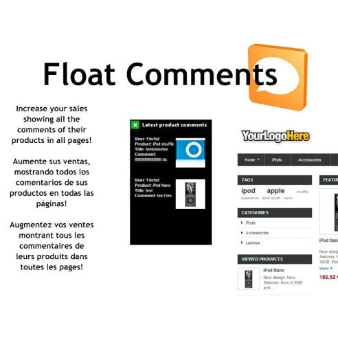 Flotador comentarios