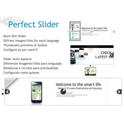 Perfect Slider