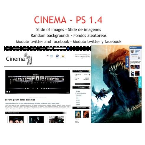 Cinéma - PS 1.4