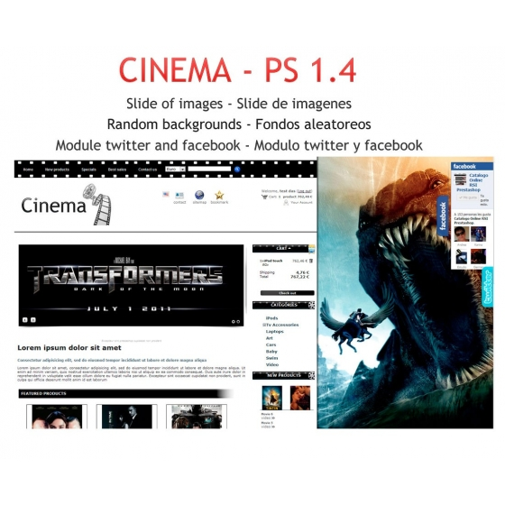 Cinema - PS 1.4