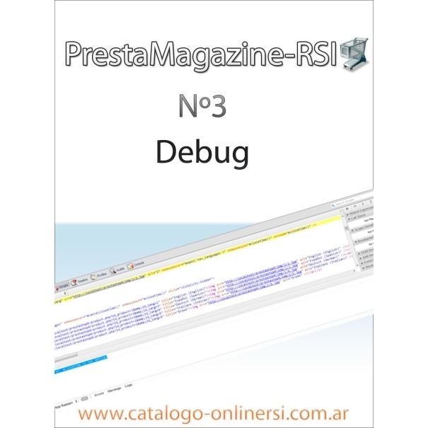 Prestamagazine N3 - Debug errors