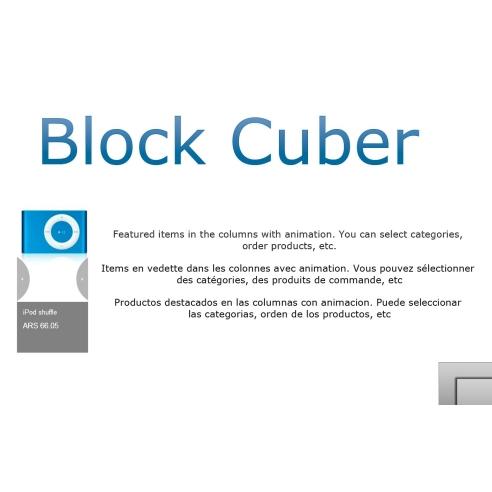 Bloque Cuber
