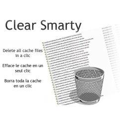 Clear smarty prestashop