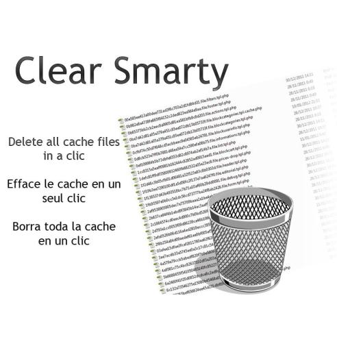 Borrar Smarty