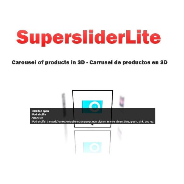 Superslide 简装
