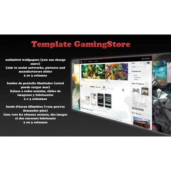 Gaming Store - PS 1.4