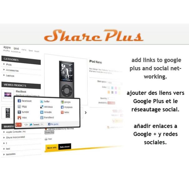 Share plus