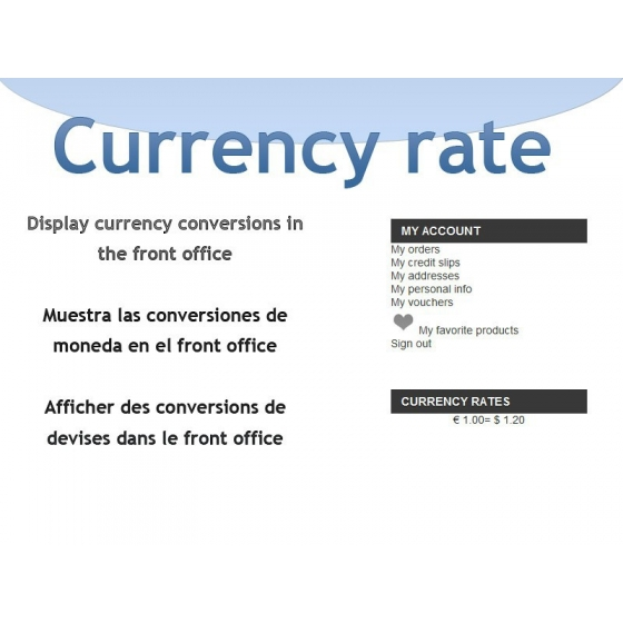 Currency Rate