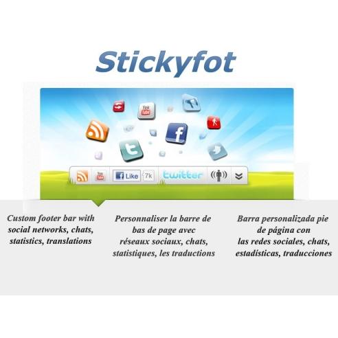 Stickyfot - Webiya