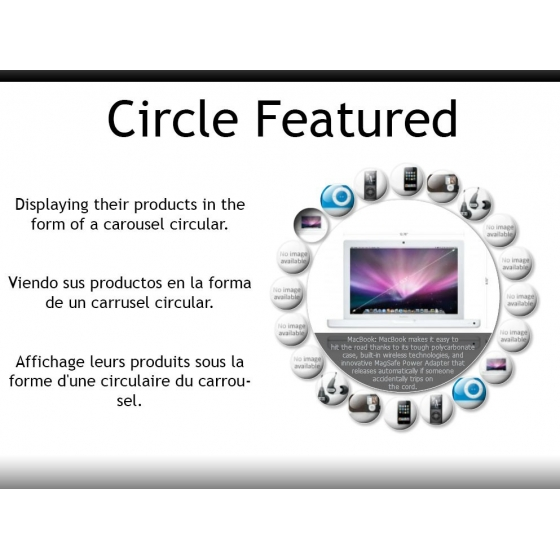 Circle Featured