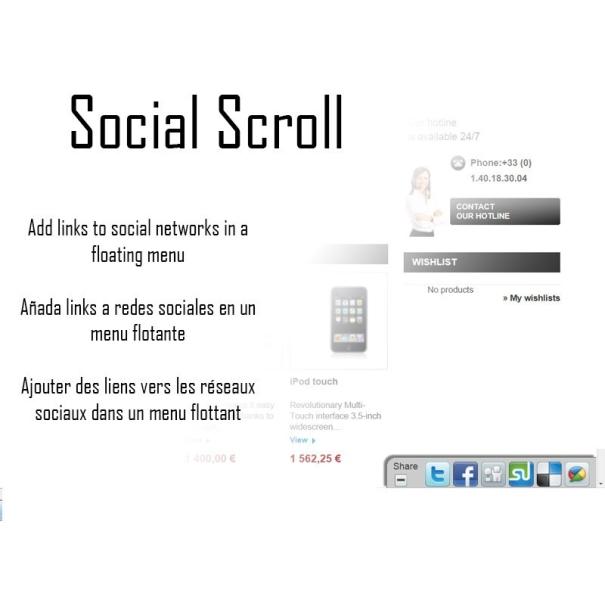 SocialScroll