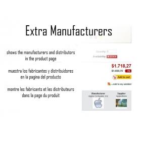 Extra fabricante