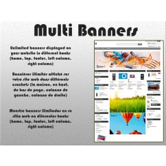 Multi banners