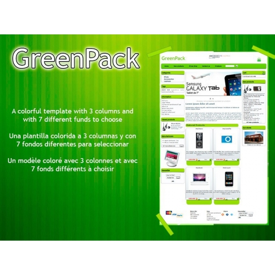 GreenPack - PS 1.4