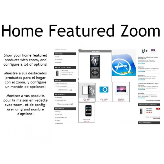 Home Featured Zoom