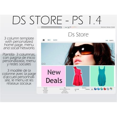 Dsstore - PS 1.4