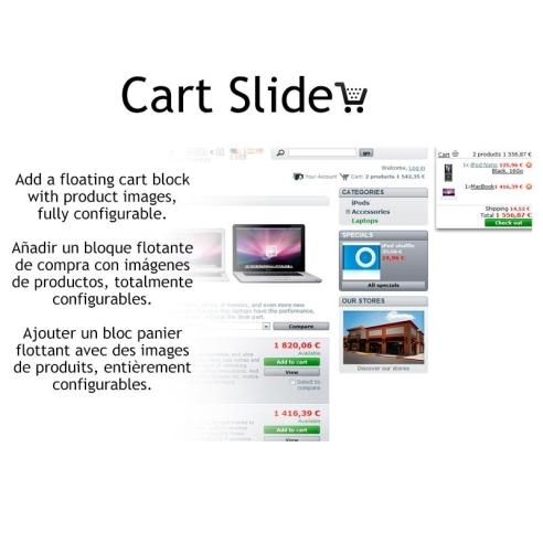 Cart Slide