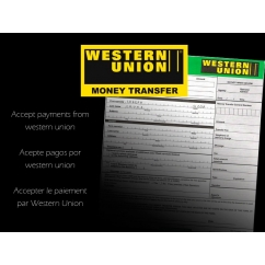 Western Union global transfer