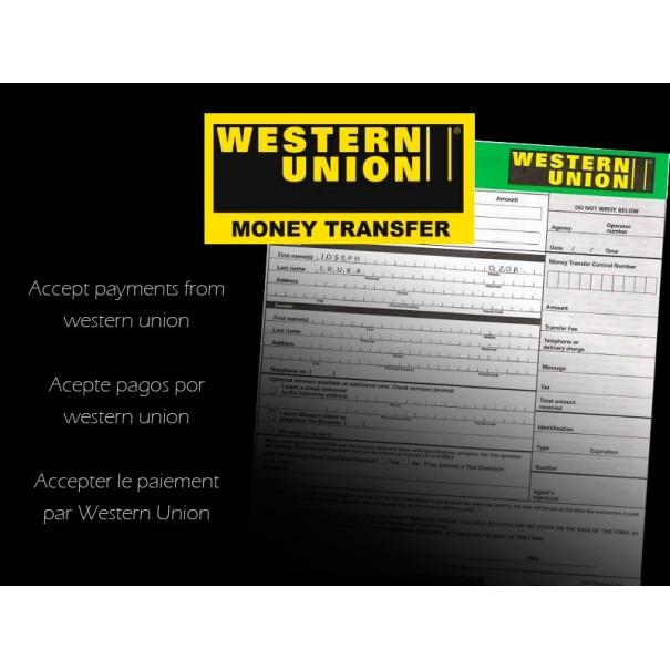 Ebook formulaire western union