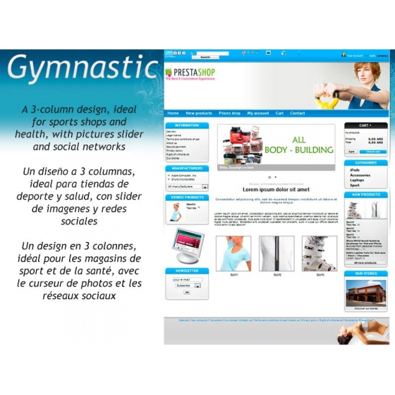 Gymnastic - PS 1.4
