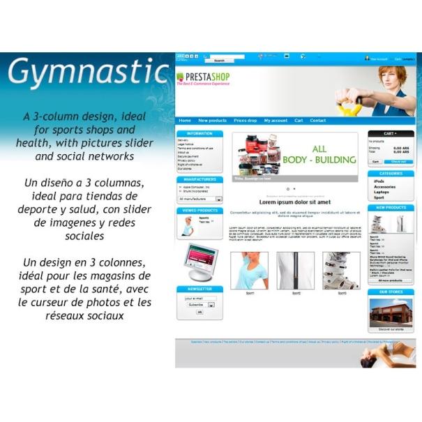 Gymnastic - PS 1.4