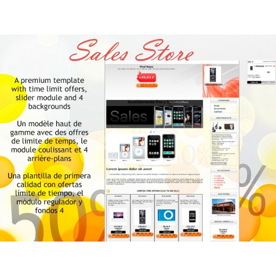 Sales Store - PS 1.4