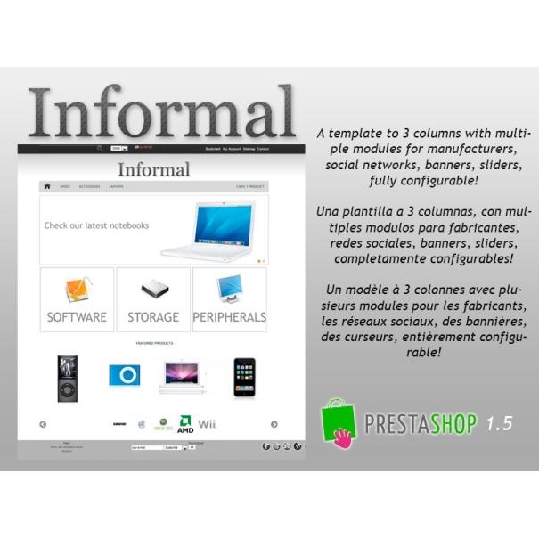 Informal - PS 1.5