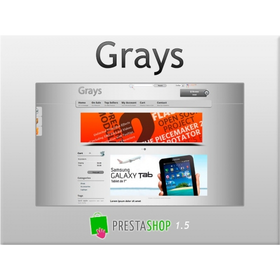 Grays - PS 1.4