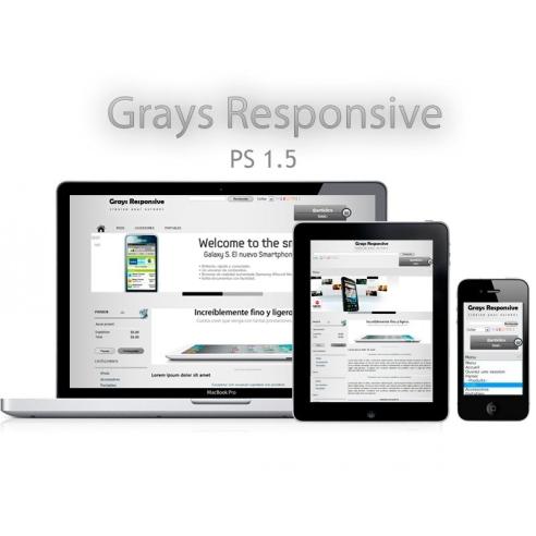 Grays responsive