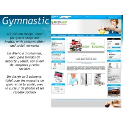 Gymnastic - PS 1.5