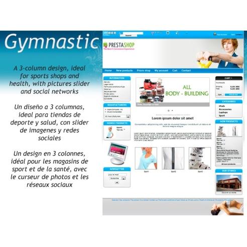 Gymnastic - PS 1.5