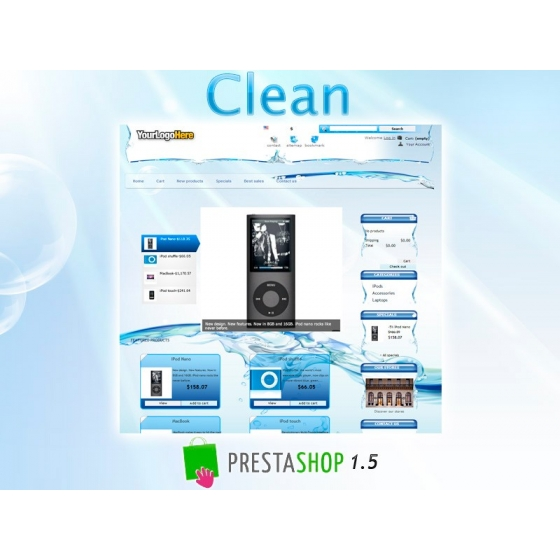 Clean - PS 1.4