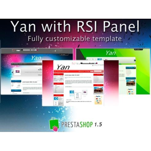Yan with RSI PANEL - PS 1.5