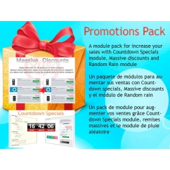 Promotions Pack