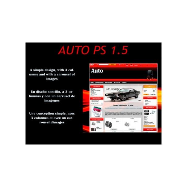 Auto - PS 1.5