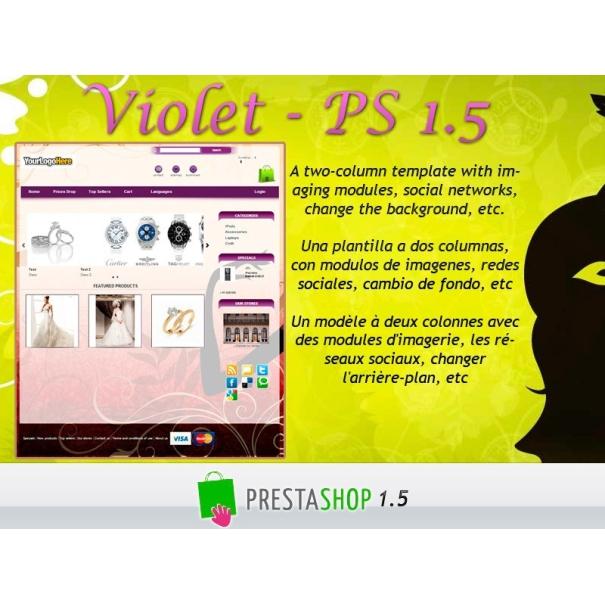 Violet - PS 1.5