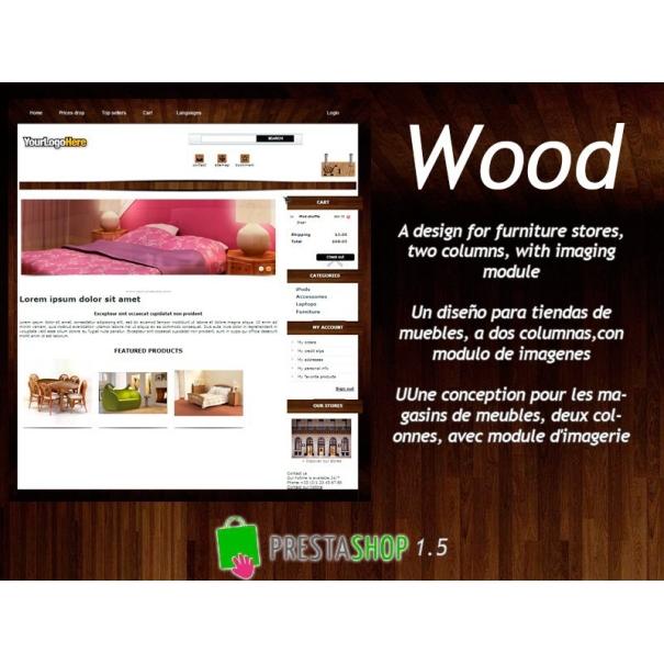 Wood - PS 1.5