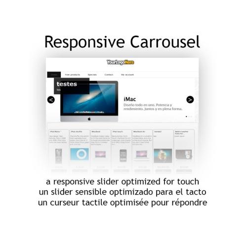 Responsive Carrousel