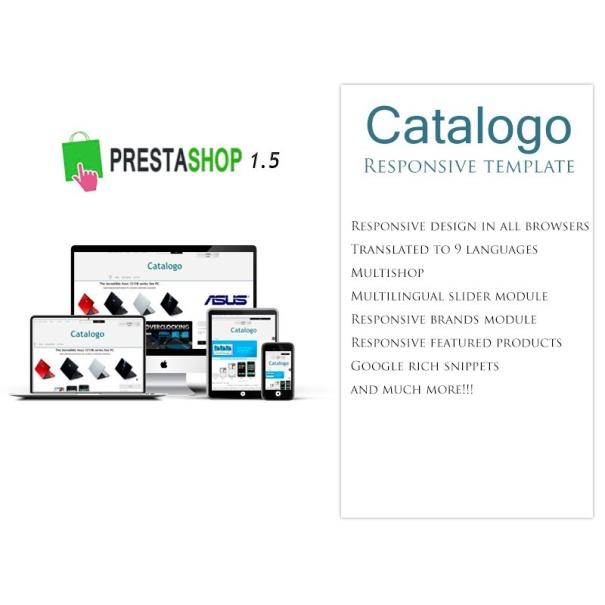 Catalogo -  PS 1.5
