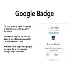 Google Badge