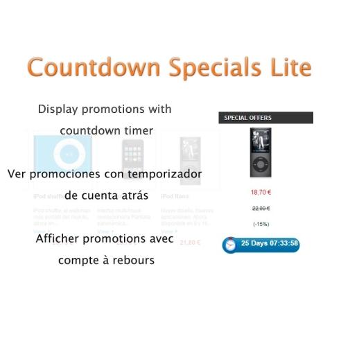 Countdown Specials Lite