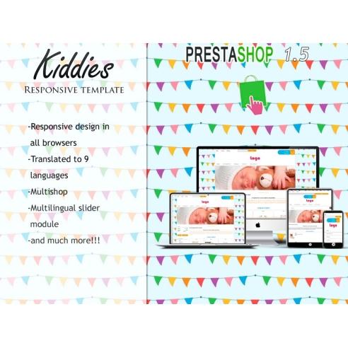 Kiddie Responsive - PS 1.5