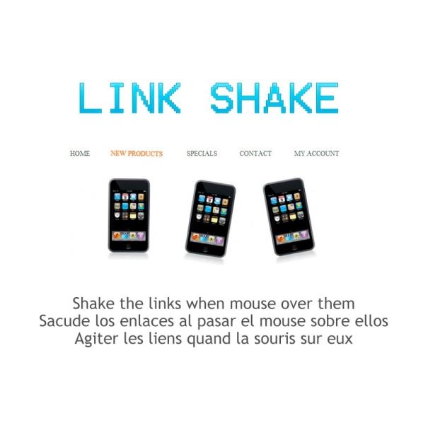 Link Shake