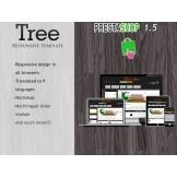 Tree Responsive Template - Prestashop