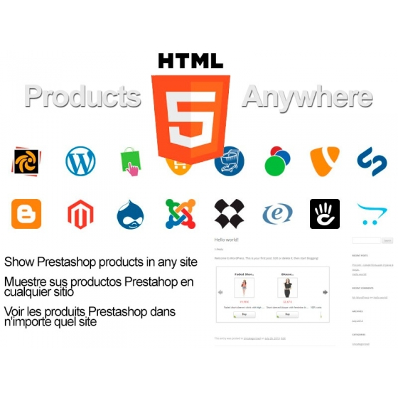Products Anywhere