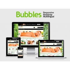 Bubbles PS 1.6 responsive