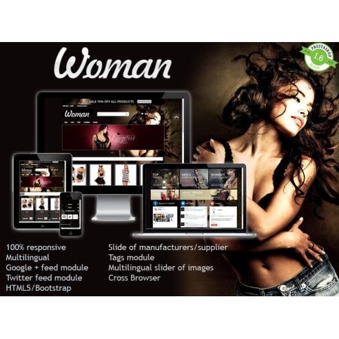 Woman 1.6 Responsive
