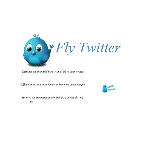 Volar Twitter